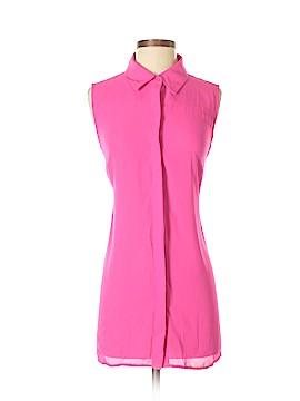Joan Rivers Sleeveless Blouse Size S