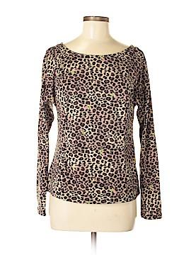Betsey Johnson Long Sleeve Top Size M