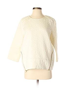 J. Crew 3/4 Sleeve Blouse Size 4