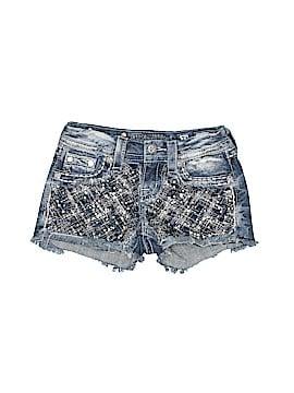 Miss Me Denim Shorts Size 22 (Plus)