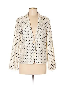 J. Crew Collection Silk Blazer Size 8