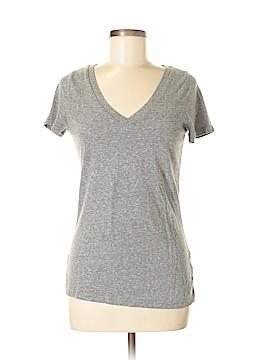 Massimo Dutti Short Sleeve T-Shirt Size M