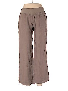 Allen Allen Linen Pants Size M