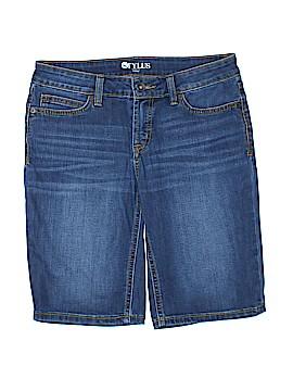 Stylus Denim Shorts Size 6