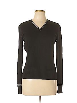 Giorgio Armani Silk Pullover Sweater Size 48 (IT)