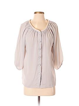 ...Trinity 3/4 Sleeve Blouse Size S