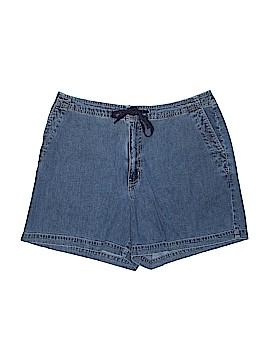 Eddie Bauer Denim Shorts Size 14
