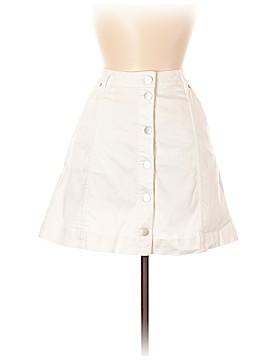 LC Lauren Conrad Denim Skirt Size 4