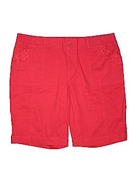 Gloria Vanderbilt Shorts Size 18W (Plus)