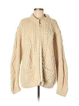 Iska Wool Cardigan One Size