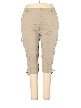 SONOMA life + style Cargo Pants Size 18W (Plus)
