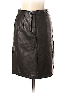 Siena Studio Leather Skirt Size 6