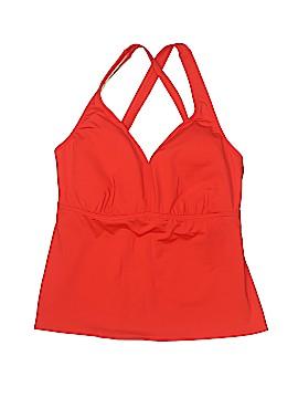 Lands' End Swimsuit Top Size 12