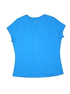 Jennifer Lauren Short Sleeve T-Shirt Size 1X (Plus)