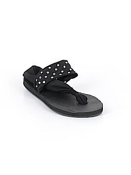 Sugar Flip Flops Size 7