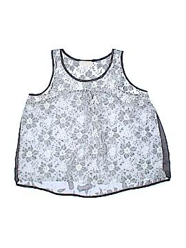 Forever 21 Sleeveless Blouse Size XL (Plus)