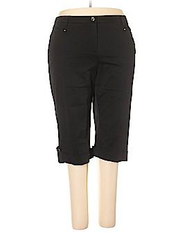 JM Collection Khakis Size 18W (Plus)