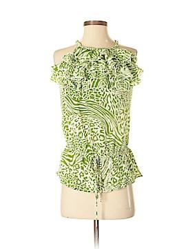 Karen Kane Sleeveless Silk Top Size XS