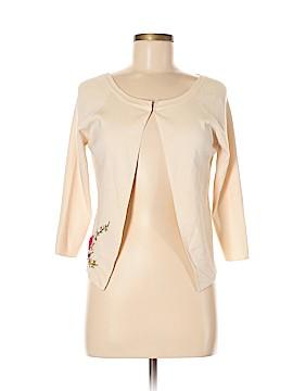 Joseph A. Silk Cardigan Size M