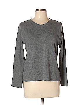 Liz Claiborne Long Sleeve T-Shirt Size L
