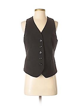 Body By Victoria Tuxedo Vest Size 8