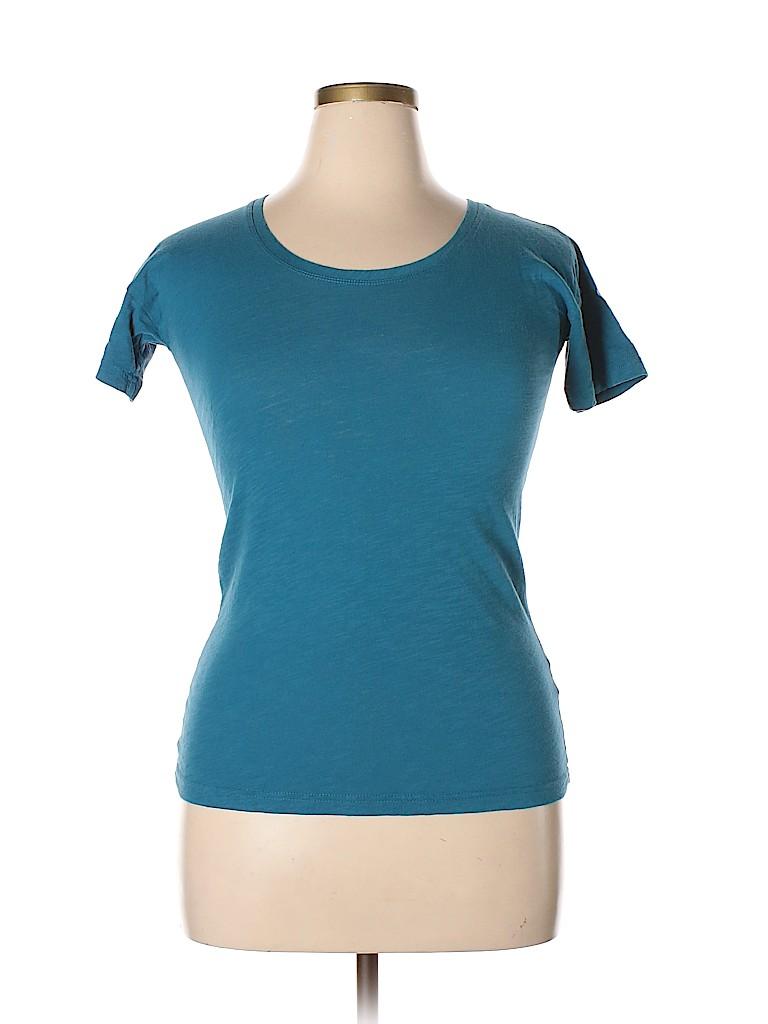 Hi-Line Women Short Sleeve T-Shirt Size XS