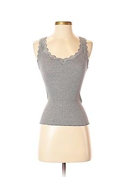 Eloise Sleeveless Silk Top Size XS