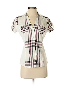 Guess Short Sleeve Button-Down Shirt Size XS