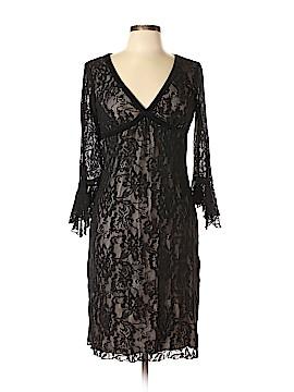 Heart Moon Star Casual Dress Size L