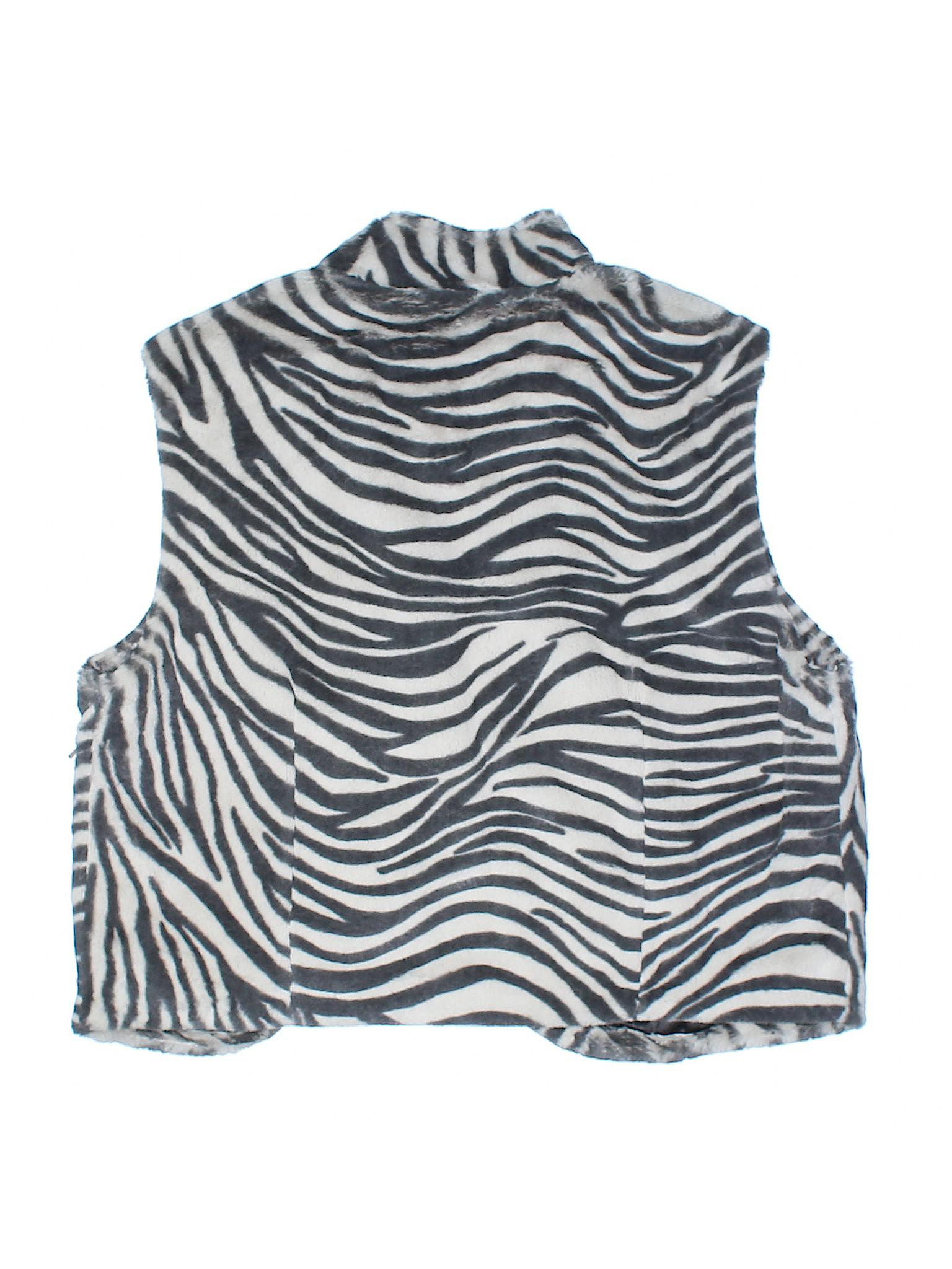 Fur I Faux Vest M Boutique leisure A wXqnFWTR