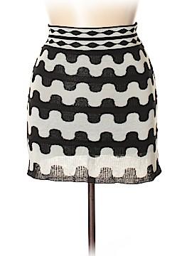 M Missoni Denim Skirt Size 40 (EU)