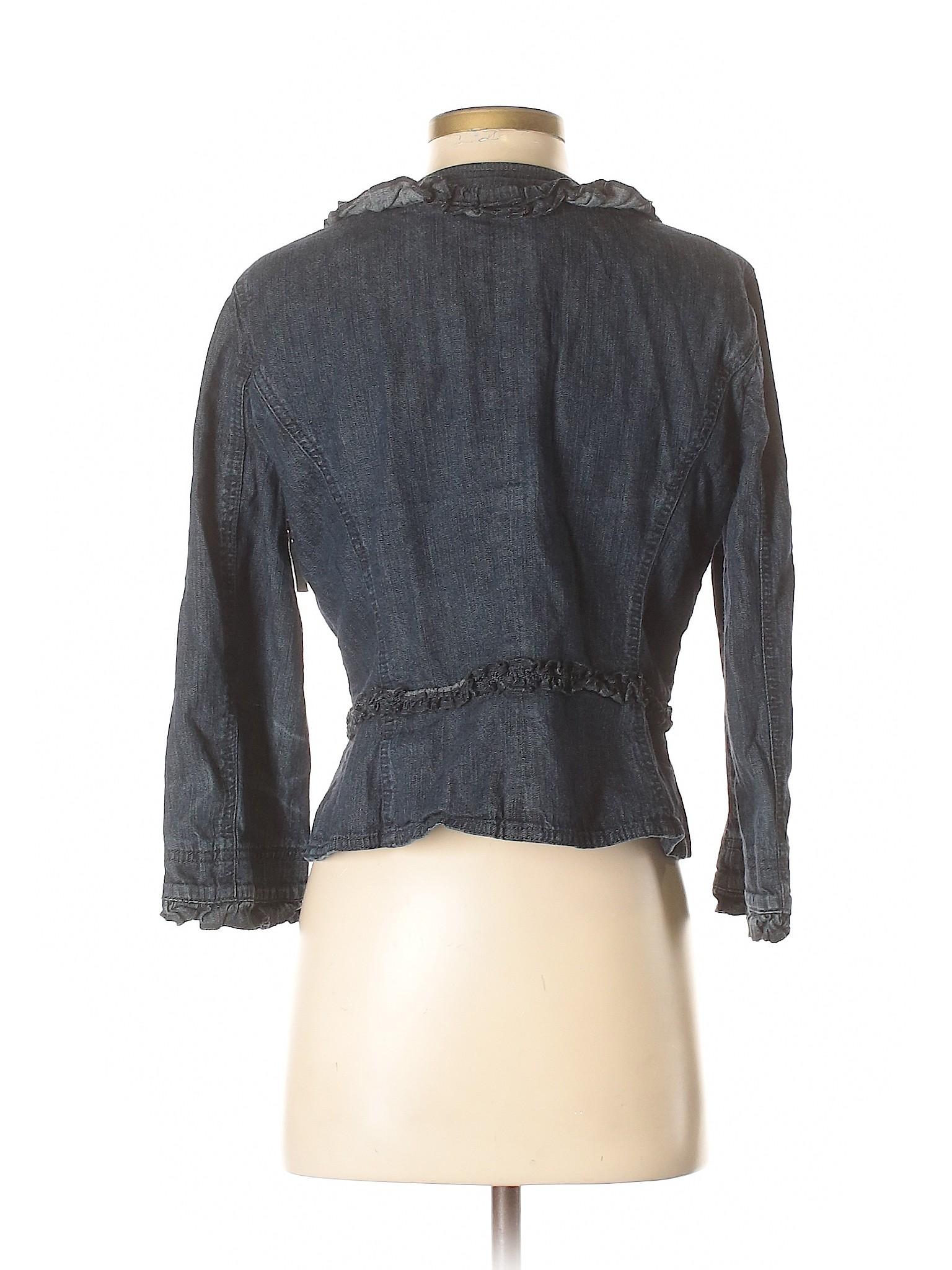 Ann Boutique Denim Jacket LOFT Taylor qxPFx8T