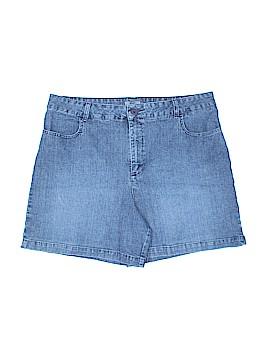 Lee Denim Shorts Size 18 W (Plus)