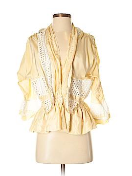 Robert Rodriguez 3/4 Sleeve Silk Top Size 2