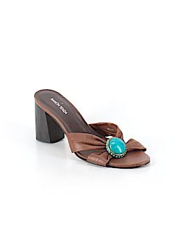 Ramon Tenza Mule/Clog Size 9 1/2