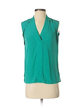 Antonio Melani Sleeveless Silk Top Size XS