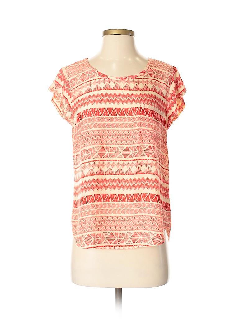 Rose & Thyme Women Sleeveless Blouse Size S