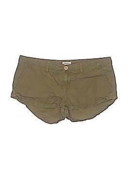 Roxy Khaki Shorts 30 Waist