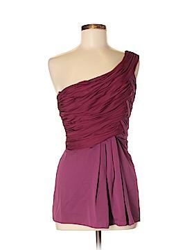 Abaete Sleeveless Silk Top Size 6