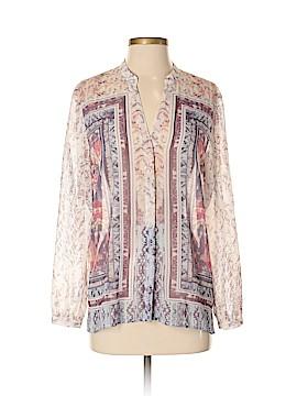 H&M Long Sleeve Blouse Size 8