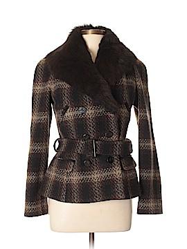 Ralph Lauren Black Label Wool Coat Size 8