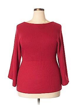 AK Anne Klein Pullover Sweater Size L