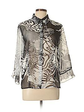 Nicola Long Sleeve Blouse Size L