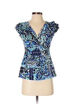 Vintage Suzie Short Sleeve Top Size S