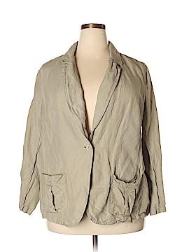 J.jill Silk Blazer Size 2X (Plus)