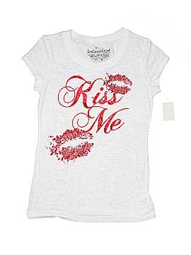 Rocker girl Short Sleeve T-Shirt Size M