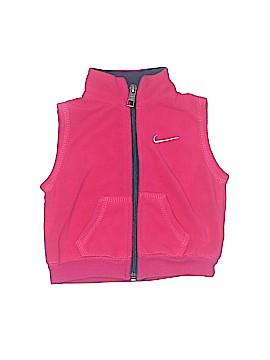 Nike Fleece Jacket Size 3-6 mo
