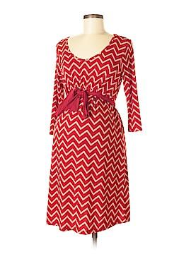 Three Seasons Maternity Casual Dress Size M (Maternity)