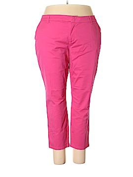 Jcpenney Khakis Size 24 (Plus)