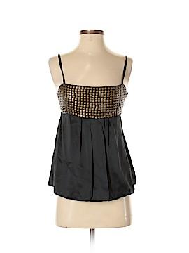 Gianni Bini Sleeveless Silk Top Size 0